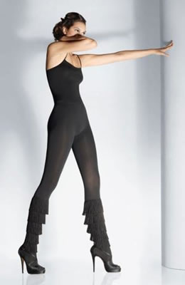 Wolford Fringe Tights